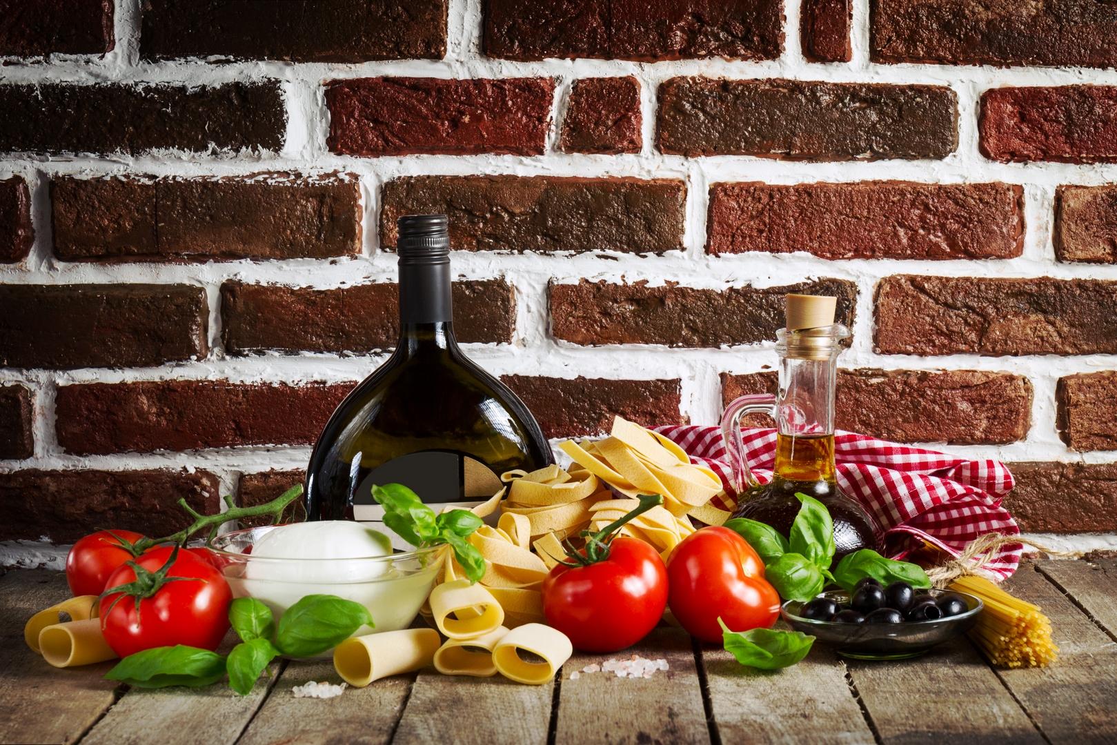 Restauracja włoska – pizza w roli głównej